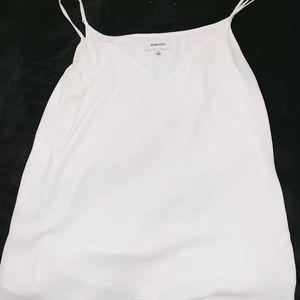 ARITZIA - white tank top